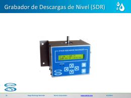 (SDR) Presentación