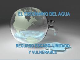 Presentación a cargo del Sr José Moya Segura
