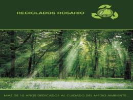 RECICLADOS-ROSARIO