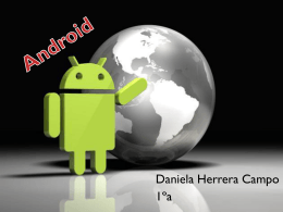 Daniela - Android - TICO