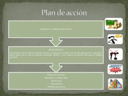 Plan de acción - Aprenderaaprenderevaluando