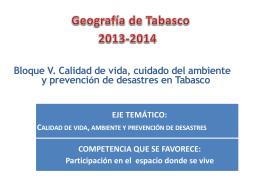 bloque v geotab 2013-2014 - Telesecundaria