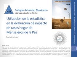 B2 - Colegio Actuarial Mexicano