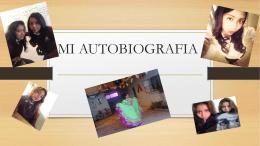 2 Mi autobiografía MARICEL AMADO MEZA