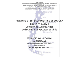 BREVE DESCRIPCIÓN DEL PROYECTO DE LEY DE