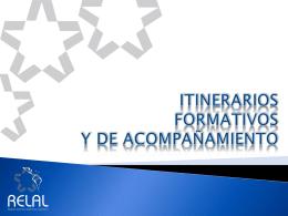 Presentación Itinerarios Formativos y de Acompañamiento