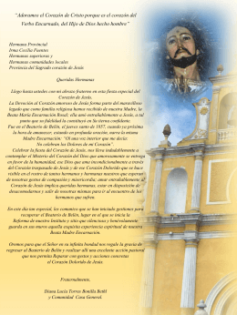 Presentación de PowerPoint - Hermanas Bethlemitas PSCJ