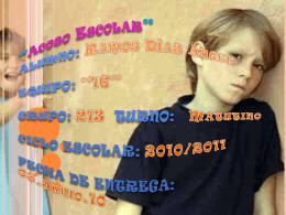 Colegio de bachilleres Plantel *13* Alumno: Ramos