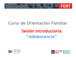 2. Presentación Inicial Curso ADOL_1ª sesión