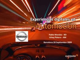 Presentacion Eyeblaster Nissan Sept09