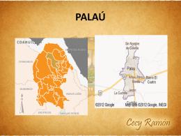 PALAÚ Y NUEVA ROSITA - asignaturaregionalenred