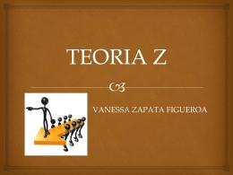 TEORIA Z.