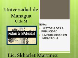 sEGUNDA CLASE DE LA PUBLICIDAD