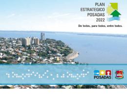 Luis Lichowsky PLAN ESTRATEGICO POSADAS 2022
