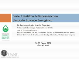 Descargar presentación - Serie Científica Latinoamericana
