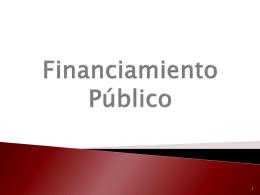 Financiamiento Publi.. - Tribunal Electoral del Estado de Nuevo León