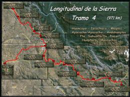 Longitudinal de la Sierra: Tramo 4 Huancayo