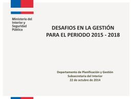 Presupuesto por Resultados en Chile Avances y