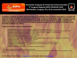 Asociación Uruguaya de Protección Contra Incendios 2