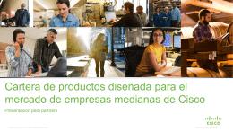Servicios de Cisco