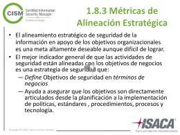 1.8.3 Métricas de Alineación Estratégica