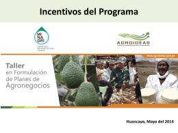 AGROIDEAS - Juan Carlos Rebaza