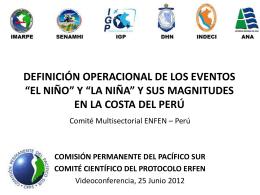 ENFEN-PERU