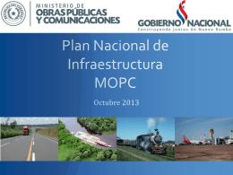 La Política del Ministerio de Obras Públicas y Comunicaciones