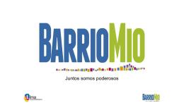Barrio Mio, Lima
