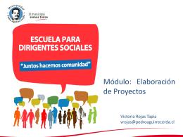 Diapositiva 1 - Municipalidad de Pedro Aguirre Cerda