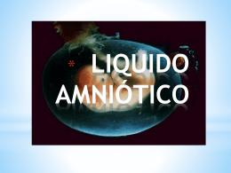 liquido amniótico