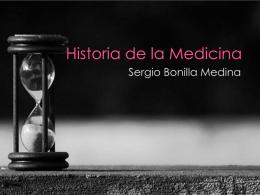 Historia de la Cirugía