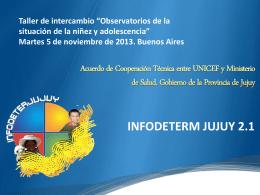 Acuerdo de Cooperación Técnica entre UNICEF y