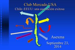 Acuerdo de libre Comercio Chile-México
