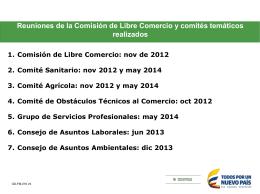Comité de Obstáculos Técnicos al Comercio