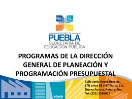 Diapositiva 1 - Puebla Participa