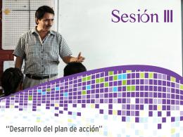HDT:Sesión 3 Manual del usuario - Consejo Nacional de Alianzas