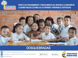 caratula - Candidatos con la EDUCACIÓN