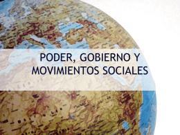 poder, gobierno y movimientos sociales - Sociologia12-B