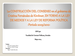 Presentación de PowerPoint - Biblioteca Digital UNCuyo