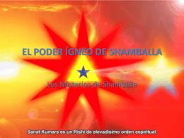 shamballa -el poder igneo