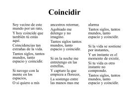 Canciones Varias