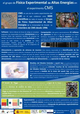 Contribucion_CMS - Grupo de Física experimental de altas
