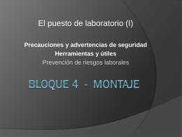 Puesto laboratorio y seguridad - Ciudaddelosmuchachos-SMR