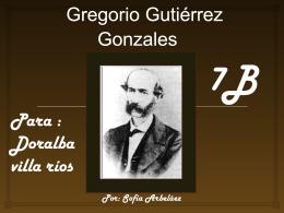 Parque Gregorio Gutiérrez Gonzales