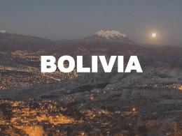 powerpoint bolivia - Imagina-en