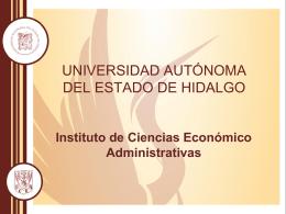 el_porfiriato_elias - Universidad Autónoma del Estado de Hidalgo