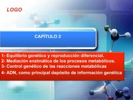Equilibrio genético y reproducción diferencial