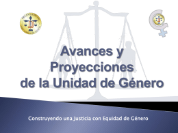 Diapositiva 1 - Corte Suprema de Justicia