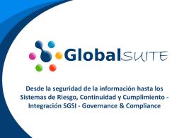 ISO 27001 - Globaltek Security SA